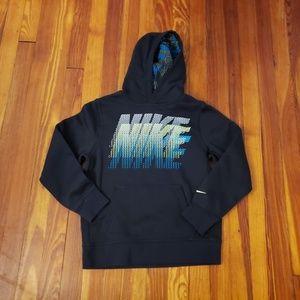 Nike Boys Medium Graphic Hoodie in excellent used